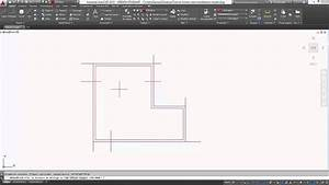 autocad 2015 tutoriel o francais 05 dessiner un p With beautiful faire une maison en 3d 0 ville en papier youtube
