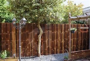 Sichtschutz Terrasse Bambus : sichtschutz aus bambus gartenzaun bambuszaun zaun xxl nigra circa 180x180 cm eur 169 99 ~ Markanthonyermac.com Haus und Dekorationen