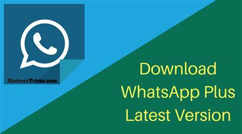 whatsapp version for blackberry descargarisme