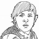 Edmund Pevensie Narnia Coloring Pages Chronicles Prince Caspian Peter Susan Lucy Coloriage Source Sheets Printable Hellokids King Characters Template sketch template