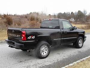 2006 Chevrolet Silverado 1500 Ls 2dr Regular Cab 4wd 6 5