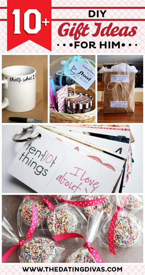 Cute Diy Just Because Gifts For Boyfriend  Diy (do It