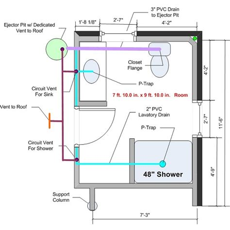 bathroom extractor fan with light how to plumb a basement bathroom home design tips and guides