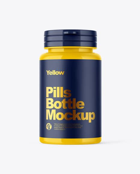 Placeit has a great catalog of medical product mockups that you can use as your own! Download Psd Mockup Bottle Cap Capsules Flip-Top Glossy ...