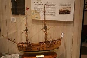 Photos Ship Model St  Peter  Titus Bering Exploration