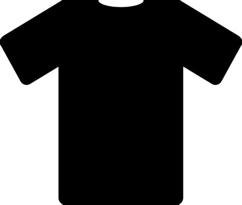 t shirt kaos lengan panjang hitam black shirt clip at clker vector clip