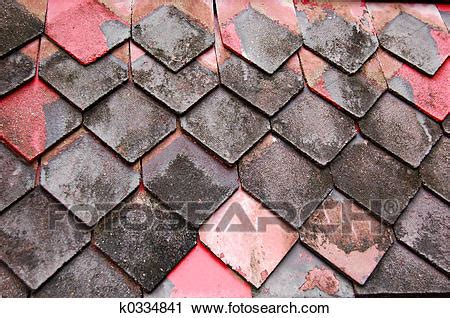 stock of wooden roof slats k0334841 search stock photos pictures prints images