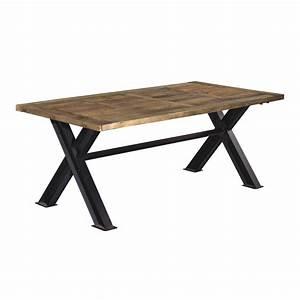 Tavolo ferro e legno offerta prezzo on line occasione