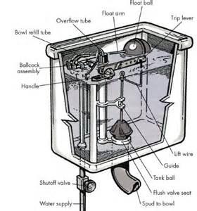 Toilet Tank Repair Parts