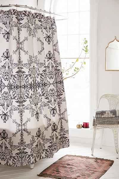 butterfly shower curtain west elm