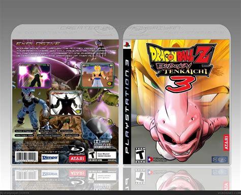 Dragon Ball Z 3 Budokai Tenkaichi