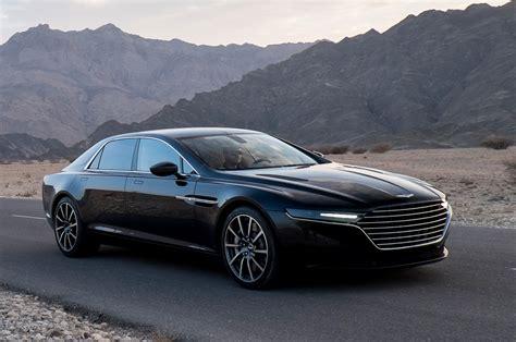 Aston Martin Shows New Lagonda Sedan 30+ Photos | Carscoops