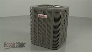 Lennox Central Air Conditioner Disassembly