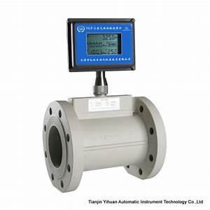 China Gas Turbine Flowmeter  Yhlw-q-8
