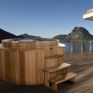 Spa Extérieur Bois : fabricant de bains nordiques spas et saunas en bois made ~ Premium-room.com Idées de Décoration