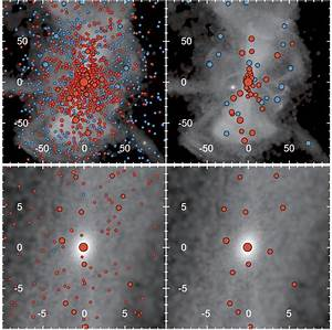 Simulations indicate Milky Way may have up to 2000 black ...