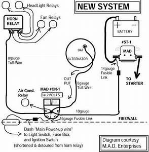 Upgrade Hei To Direct Battery Power Using Relay  Includes Diagram  For All Novas