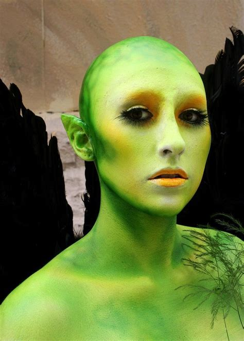 Alien Makeup Mugeek Vidalondon