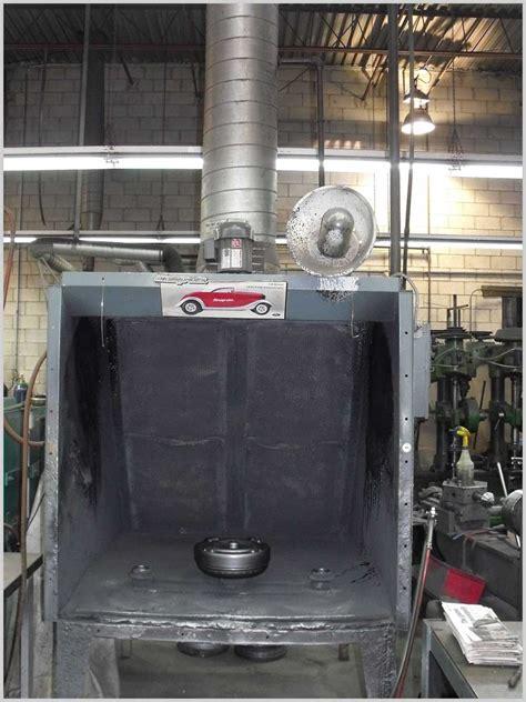 ventilation paint booth survey