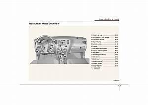 2009 Kia Rio Owners Manual