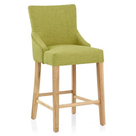 chaise de bar bois chaise de bar tissu bois magna monde du tabouret