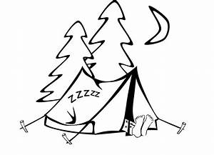 Tent And Campfire Clipart | Clipart Panda - Free Clipart ...