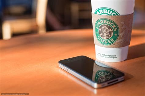 Gallery Of Starbucks Tap To See More Starbucks Iphone