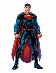 Superman (Rebirth) - Transparent by Asthonx1 on DeviantArt