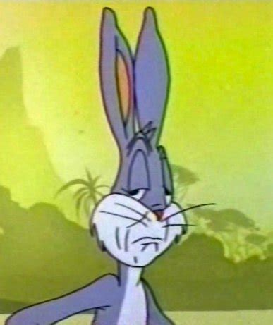 Bugs Bunny Meme - bugs the contemptful bunny reaction images know your meme