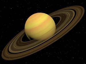 Planet Saturn by ClutchTrigger   3DOcean