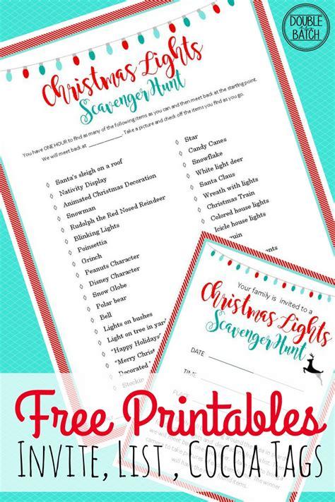 printable invitations christmas party invitation