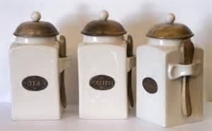 Kitchen Canisters Flour Sugar Country Kitchen Tea Coffee And Sugar Canisters