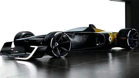 renault f1 concept renault reveal their vision for f1 2027 with spectacular