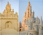 Fit for a king: 11 realistic sand castles | MNN - Mother ...