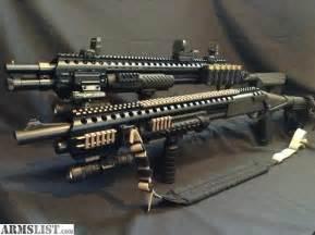 Custom Tactical Shotguns