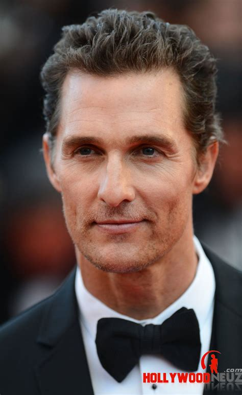 Matthew Mcconaughey Biography Profile Pictures News