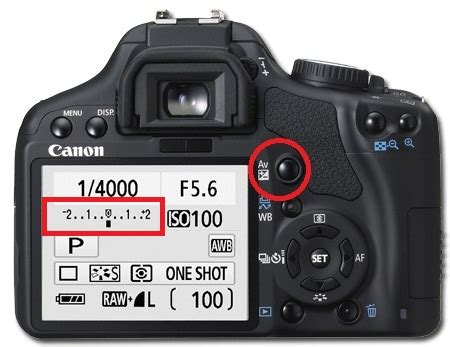 exposure compensation is an easy path to amazing