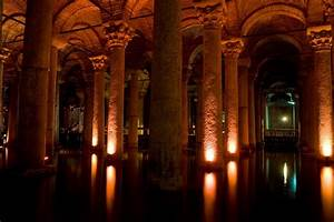 Basilica Cistern - in Istanbul - Thousand Wonders