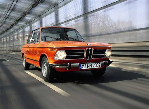 Driving Impressions Of A Bmw 2002