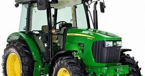 John Deere Manual Pdf  John Deere 5083e 5093e Tractor