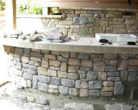 outdoor stone bar designs interior exterior doors