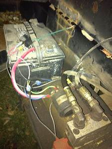 Any Know How To Wire Remote For Dump Trailer