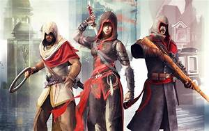 Assassin's Creed Chronicles: India and Assassin's Creed ...
