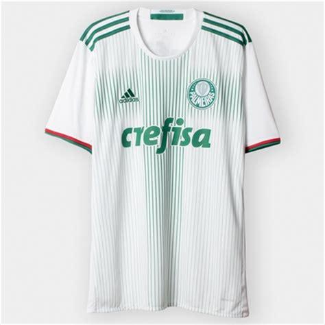 Palmeiras Reveal Their 2016/17 Away Kit