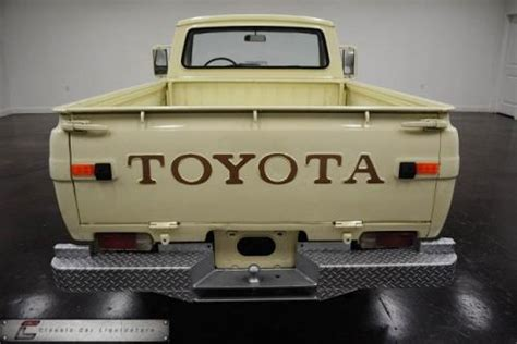importarchive toyota hilux 1969 1972 touchup paint codes