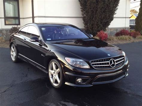 how petrol cars work 2008 mercedes benz cl class engine control find used 2008 mercedes benz cl63 amg base coupe 2 door 6 3l in mount airy north carolina