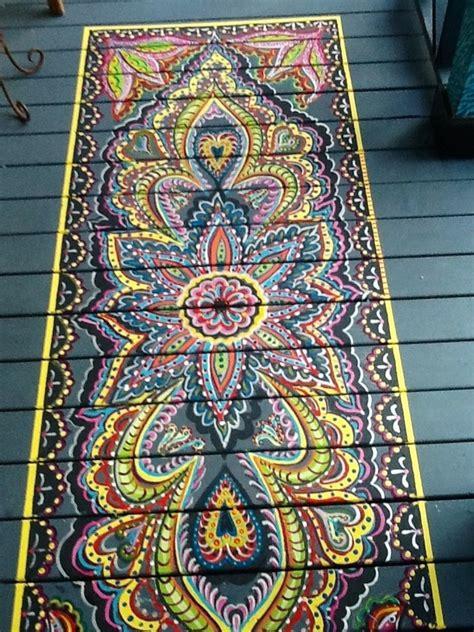 Replace Porch Floor