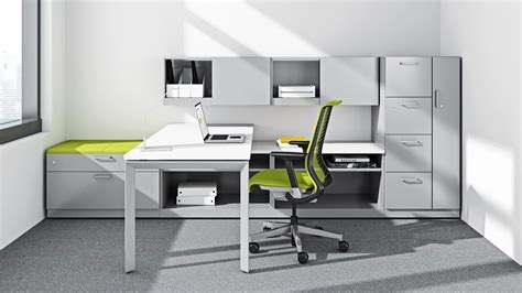 Office Desk Systems by Universal Towers Bookcases Overhead Storage Steelcase