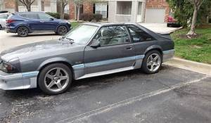 1987 Foxbody Ford Mustang Manual Transmission For Sale