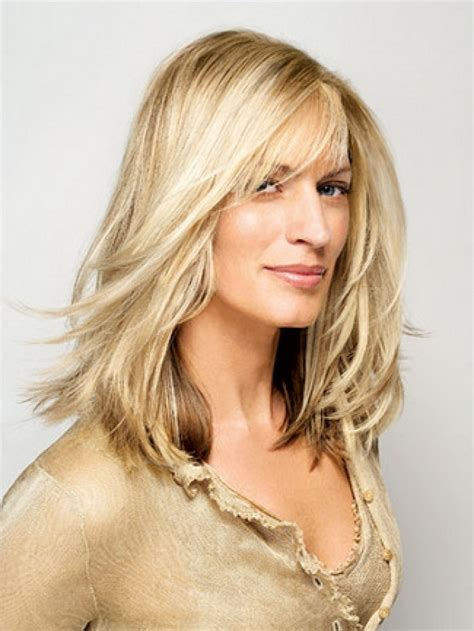Long Hairstyles For Women Over 40